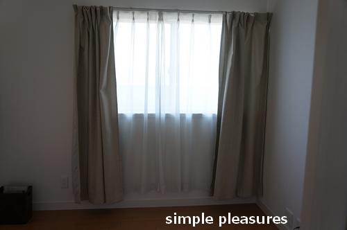 腰高窓に適したカーテン丈 サイズ