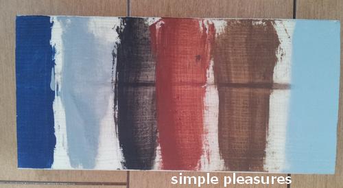 半つや ペンキ 水性塗料:ビッグ10 ブルーグレー