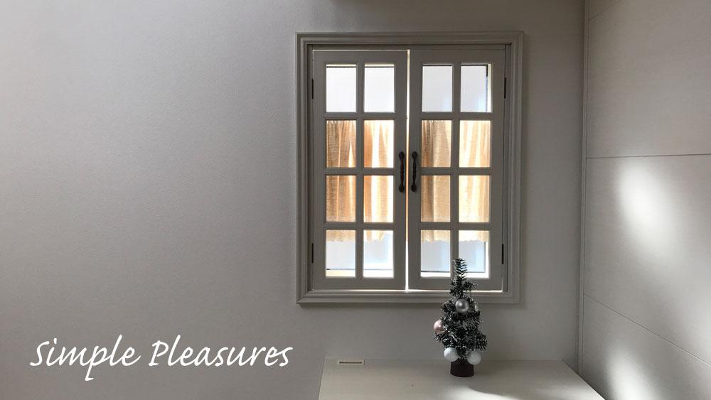 自作の内窓 DIYで寒さ対策