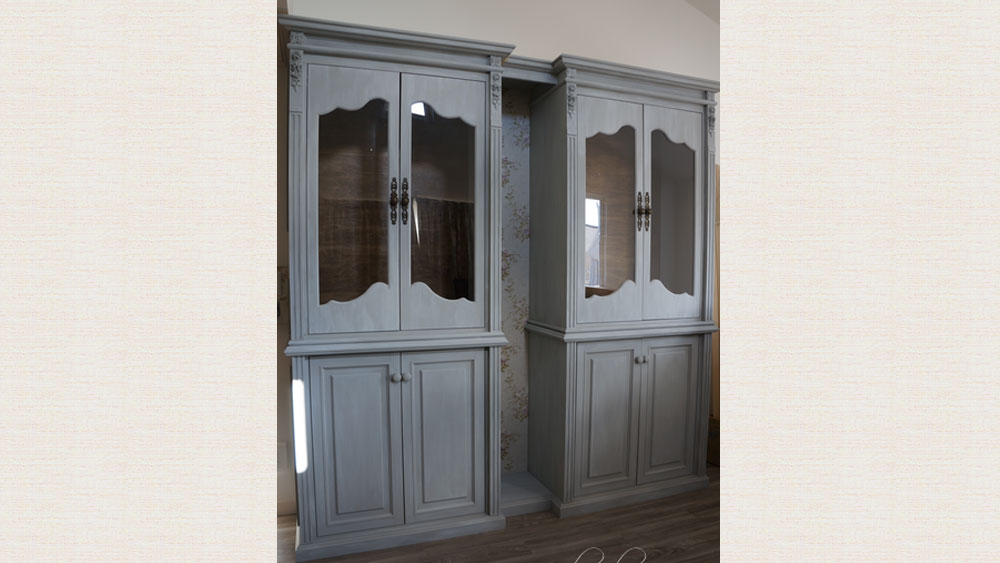 DIYでモールディングを使った家具の作り方