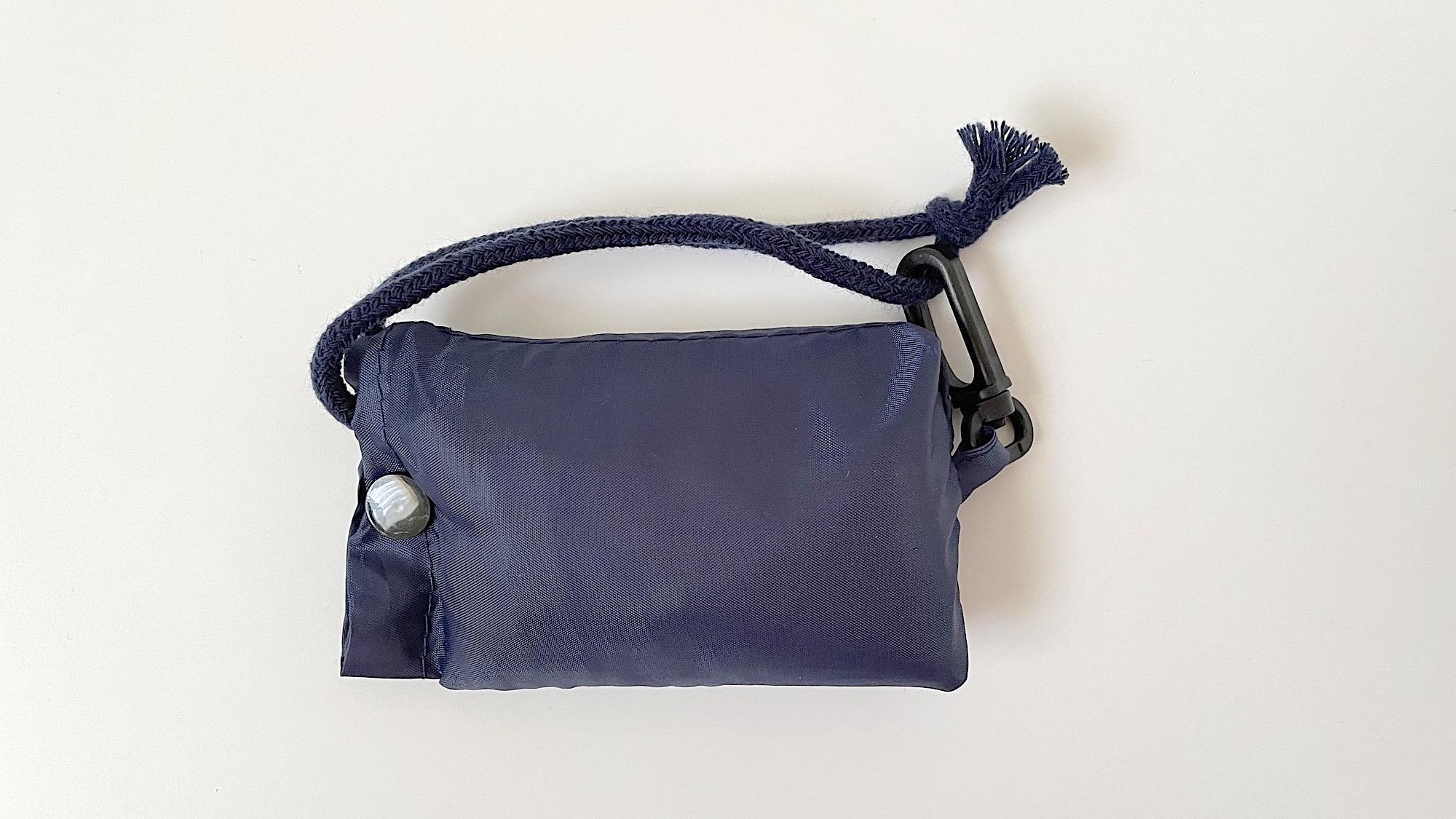 エコバッグを外袋に入れるーエコバッグをたためない!イライラを解消するアレンジ方法